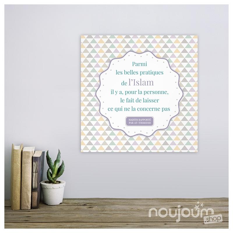 décoration islam belles pratiques